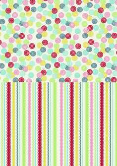 Buttons backing paper - Alison Butler - Papercraft Inspirations Papel Scrapbook, Digital Scrapbook Paper, Mini Albums, Crafts Beautiful, Home And Deco, Printable Paper, Free Paper, Print And Cut, Overlays