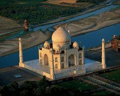 Taj Mahal   ताज महल   تاج محل i Āgra, Uttar Pradesh