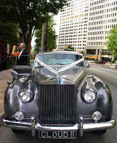 1961 Rolls Royce Silver Cloud.