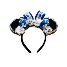Hanukkah Disney Ears Headband Mouse Ears by LUVKittyKatrina
