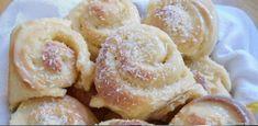 APRENDI A FAZER ESSA DELICIA COM UM AMIGO PADEIRO, GENTE FICA DIVINA!!   Receitas Do Céu Pasta Das, Bread Recipes, Cake Recipes, Making Sweets, Coconut Slice, Portuguese Desserts, Bread Cake, Yummy Cakes, I Foods