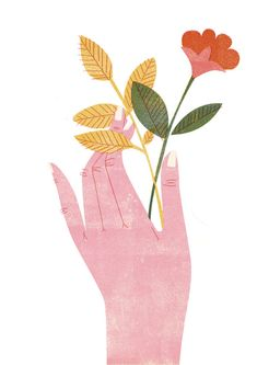 Barbara Dziadosz Illustration - Today is your **almost last chance** to get my. Gravure Illustration, Illustration Photo, Plant Illustration, Pattern Illustration, Graphic Design Illustration, Floral Illustrations, Illustrations Posters, 4 Tattoo, Plant Drawing