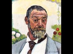 Ferdinand Hodler 14 March 1853; Bern, Switzerland . Died: 19 May 1918; Geneva, Switzerland. Swiss painter - Movement : Symbolism, Art Nouveau