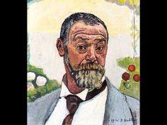 Ferdinand Hodler 14 March 1853; Bern, Switzerland . Died: 19 May 1918; Geneva, Switzerland. Swiss painter - Movement : Symbolism, Art Nouveau