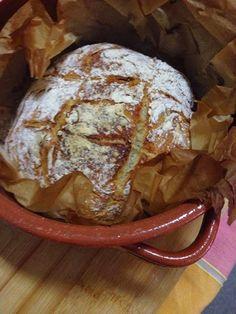 Pão artesanal   Artisan Bread