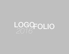 "Check out new work on my @Behance portfolio: ""logofolio"" http://be.net/gallery/45283899/logofolio"