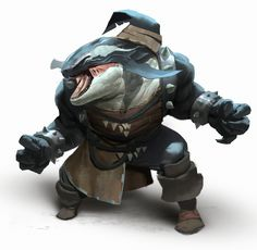 Bite the Orca - Nico Lee Lazarus on ArtStation Fantasy Character Design, Character Design Inspiration, Character Concept, Character Art, Fantasy Races, Fantasy Warrior, Fantasy Monster, Monster Art, Dnd Characters