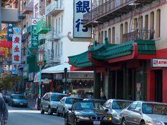 China Town Street