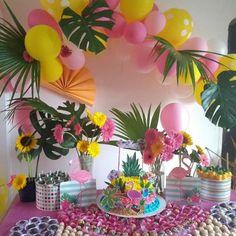 Hawaiano party