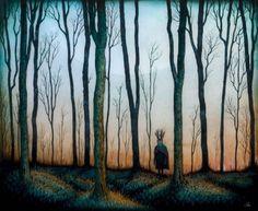 Les Peintures fantastiques de Andy Kehoe (3)