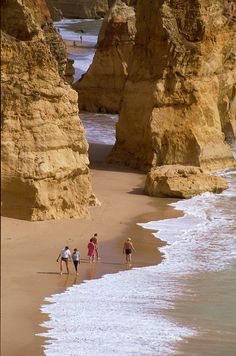 Praya Dona, Algarve, Portugal