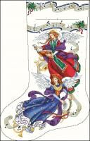 Angelic Harmony Stocking