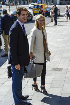 Charlene de Mónaco, Marie Chantal de Grecia,...los primeros invitados llegan a Estocolmo - Foto 5