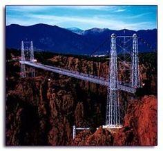 Image detail for -Royal Gorge Suspension Bridge, Canon City, Colorado | Trips Geek