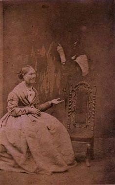 Georgiana Houghton - Peintre et Photographe possédée par l'au-delà (1814-1884)