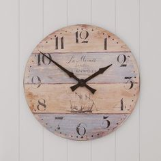 Found it at Wayfair.co.uk - Garrisons 36cm Driftwood Effect Wall Clock