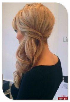 nocbridal hairs