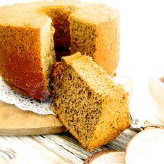 earl grey milk tea chiffon cake
