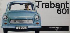 14 retro plakát, amitől könnybe lábad a szemed Trabant 601