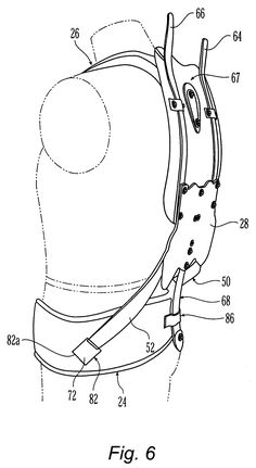 Патент US7287677 - Backpack suspension system - Google Патенты