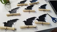 About to send out the Ravens. Game of Thrones Party. - About to send out the Ravens. Game of Thrones Party.