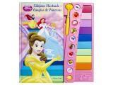 Disney Xilofone Ilustrado - Canções de Princesas - DCL