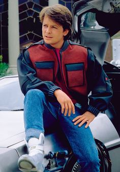 Back to the future Marty Mcfly Movies Showing, Movies And Tv Shows, Michael J. Fox, Doc Brown, Great Scott, J Fox, Non Plus Ultra, Bttf, Moda Masculina