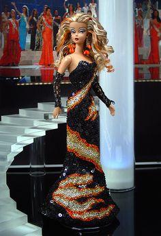 Barbie Miss, Play Barbie, Beautiful Barbie Dolls, Barbie World, Barbie Friends, Beauty Pageant, Doll Face, Fashion Dolls, Beauty
