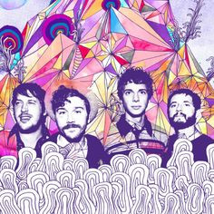 Portugal. The Man é um quarteto de Portland, Oregon, que lançou em 2011 seu álbum de estúdio  In the Mountain in the Cloud.