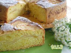Torta con mele al rum e cioccolato bianco - Archivi - Cookaround forum