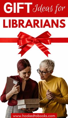 15 gift ideas for your favorite librarian this Christmas 2020! Gifts for book lovers and bibliophiles that won't break the bank. Gifts For Librarians, Gifts For Bookworms, Gifts For Readers, Reading Books, Library Books, Book Lovers Gifts, Book Gifts, Best Books To Read, Good Books