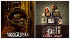 The Muppets share hilarious posters in celebration of 'The Muppet Show' joining Disney+