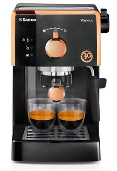 Philips Saeco Poemia - Cafetera expreso manual, con espumador de leche Barista, Espresso Machine, Coffee Maker, Kitchen Appliances, English, Baby, Italian Coffee, Drinking Coffee, Tea Pots