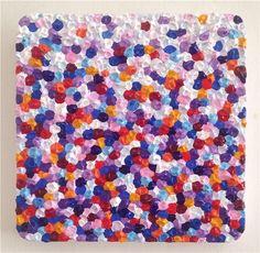 Acrylic on canvas, 20x20, 2015