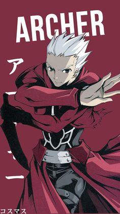 Archer ~ Korigengi | Wallpaper Anime
