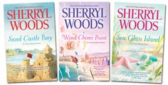 The Ocean Breeze series by Sherryl Woods (Harlequin) #books. Another good series