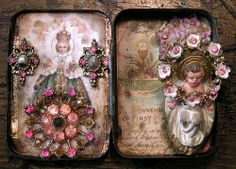 "Laurie Zuckerman ""Infant"" Altar | Flickr - Photo Sharing!"