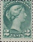 [Queen Victoria - Size: 17 x 21mm, type J4]