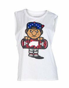 9d688a43d65c9d Trukfit Lil Tommy Tank Top Print Logo