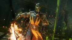 Scorpion Mortal Kombat, Wallpaper, Wallpapers