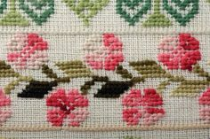 Mexican Embroidery Sampler - 1893