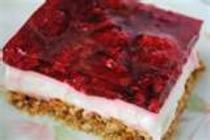 I'll be honest... I make a heck of a Rasberry Pretzel Salad. Can't wait till Thanksgiving, So good!! ^_^