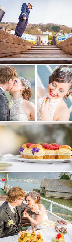 SagJA – im Salzkammergut : weddingstyle-Hochzeitsblog Butterfly, Folding Napkins, Marque Page, Reading, Tutorials, Butterflies