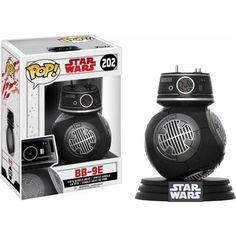 Star Wars BB-9E POP! Bobble-Head (#202)