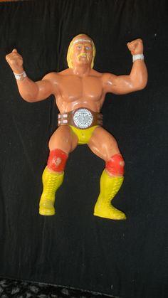 big hulk hogan action figure