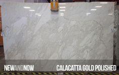 Calacatta Gold Polished