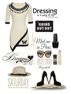 """Dagen antrekk / Today's Outfit"" by ragnh-mjos ❤ liked on Polyvore"