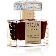 Roja Parfums Musk Aoud Absolue Precieux (€1.130) ❤ liked on Polyvore featuring beauty products, fragrance, perfume, makeup, beauty, perfume fragrance and roja parfums