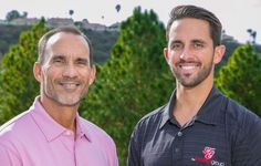 Steve and Johnny Ferreira, Realtors