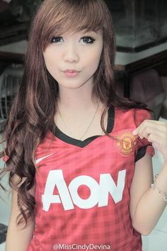 Everything Soccer #football #girl #soccer #girls #mufc